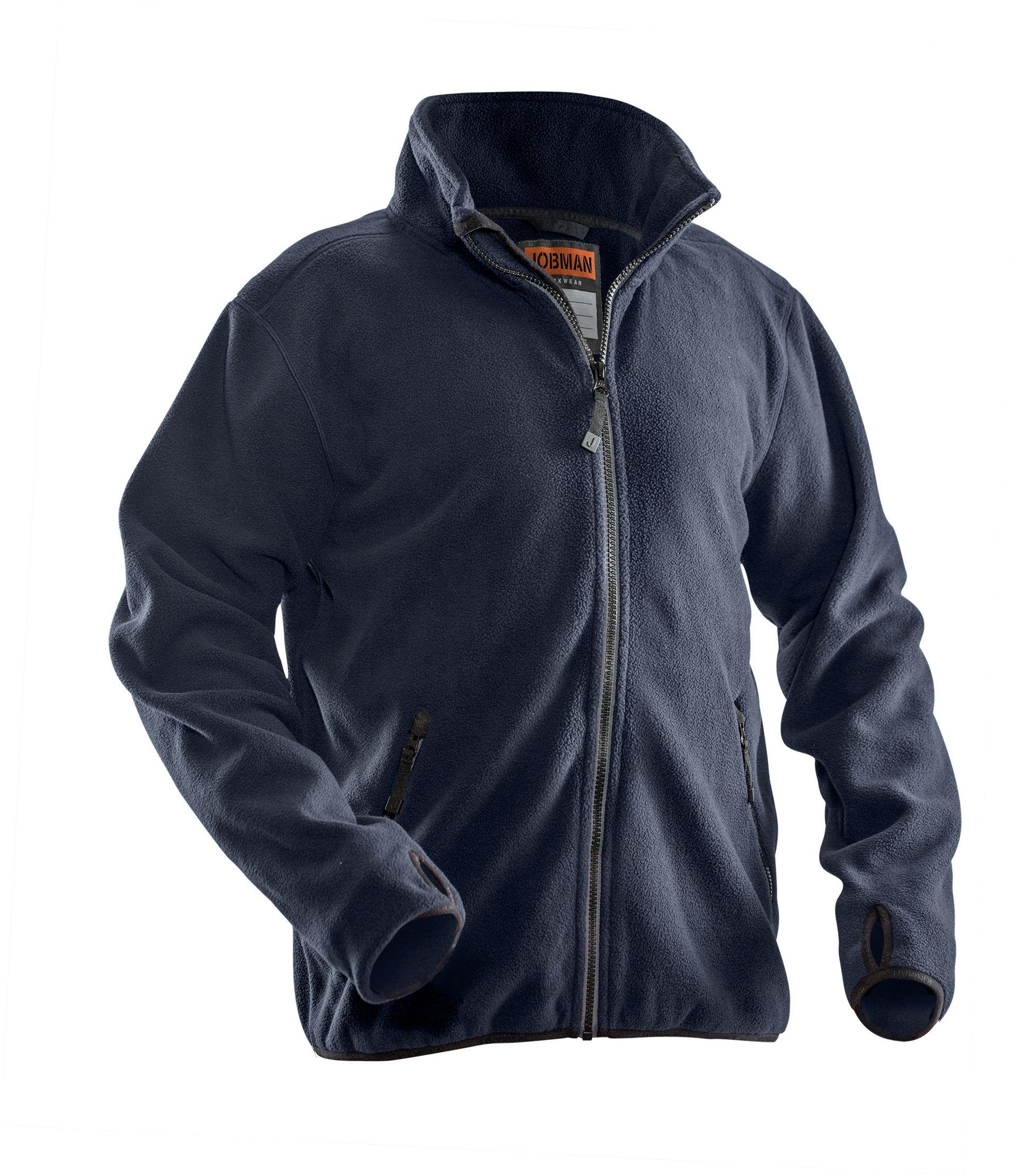 Fleece Jacke Jobman 5501 PRACTICAL, PSA-Kategorie I