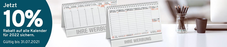 Rabatt auf alle Kalender