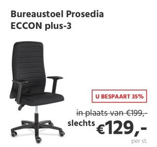 Bürostuhl ECCON plus-3