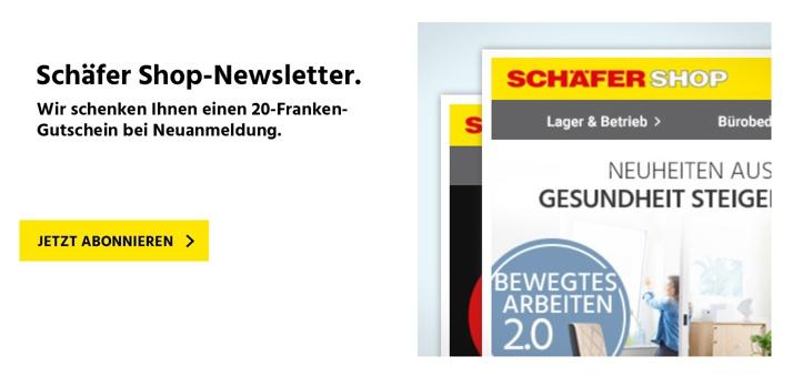 Schäfer Shop Newsletter