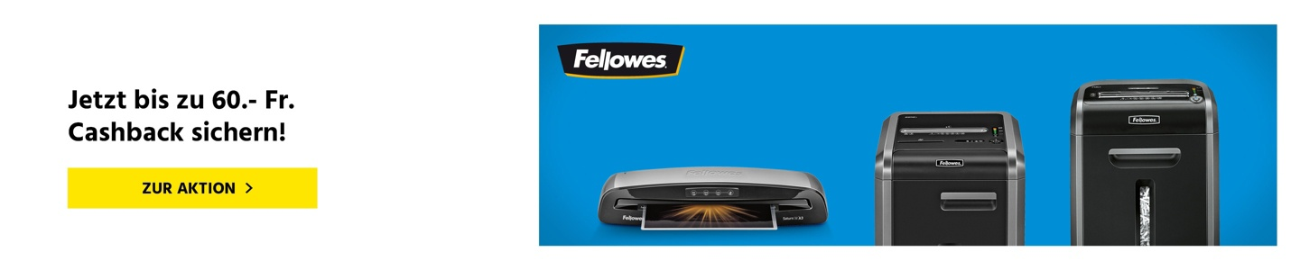 Cashback bei Fellowes