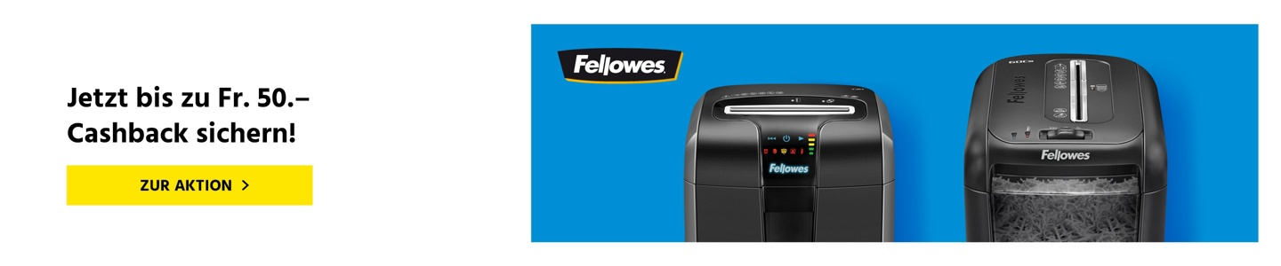 Cashback Fellowes