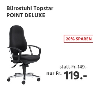 Bürostuhl Topstar POINT DELUXE