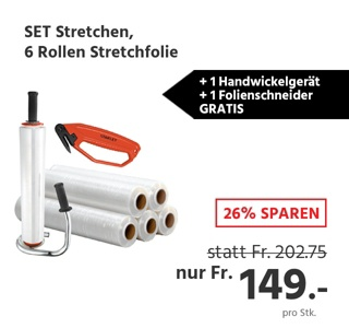 SET Stretchen