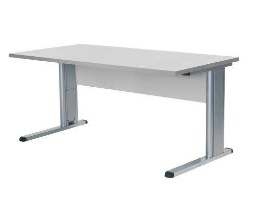 Schreibtisch mit fixer Höhe
