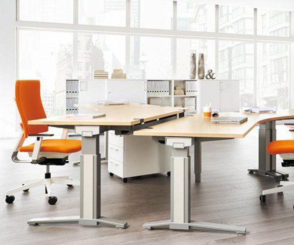 Schreibtische und höhenverstellbare Schreibtische