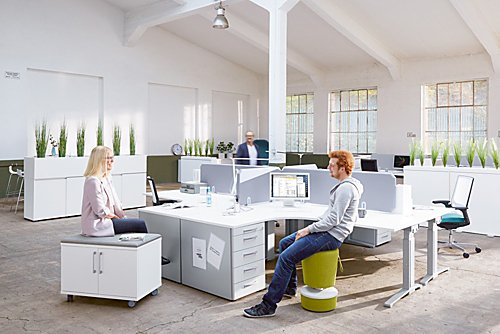 Kategorieeinstieg Büromöbel & Ausstattung