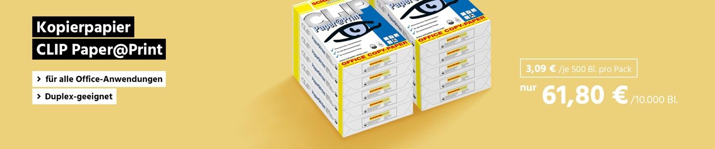 Kopierpapier CLIP Paper@Print