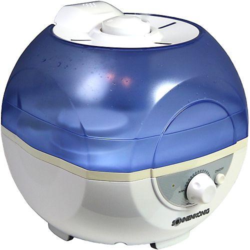 Klimageräte, die die Luft befeuchten, sind optimal für Allergiker geeignet.