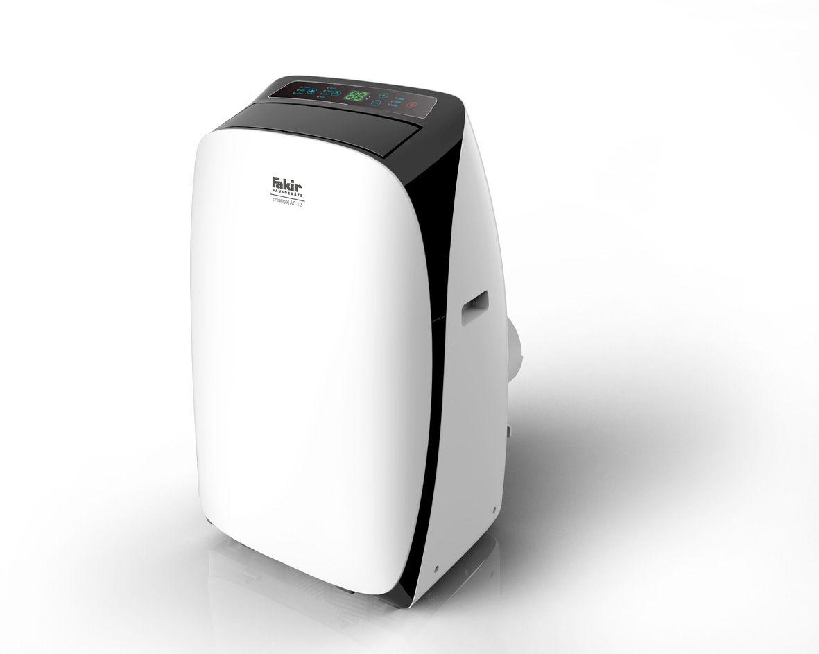 Mobile, energieeffiziente Klimaanlage fürs Büro