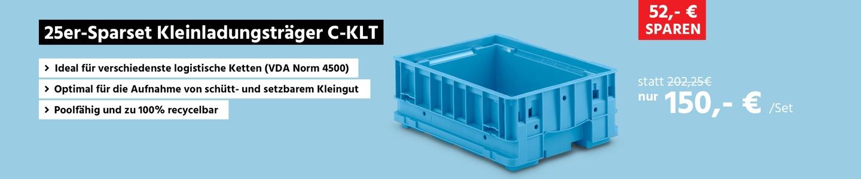 Sparset Kleinladungsträger C-KLT 4314