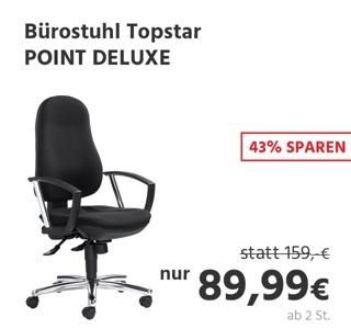 Bürostuhl Topstar POINT DELUXE