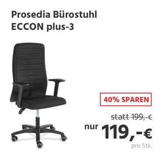 Prosedia Bürostuhl ECCON plus-3