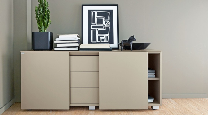 Ordnung und Sauberkeit sind auch im Heim-Büro wichtig