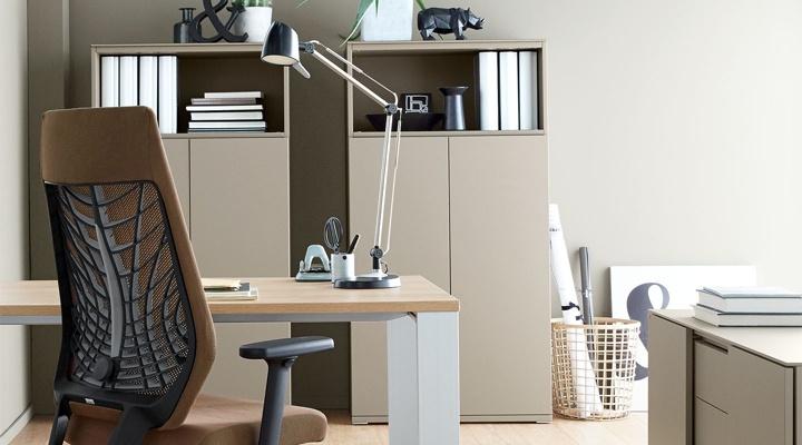 Ein Raum für Ihre tägliche Arbeit