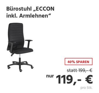 Prosedia Bürostuhl ECCON