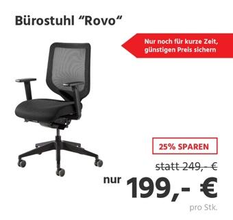 Bürostuhl ROVO XT