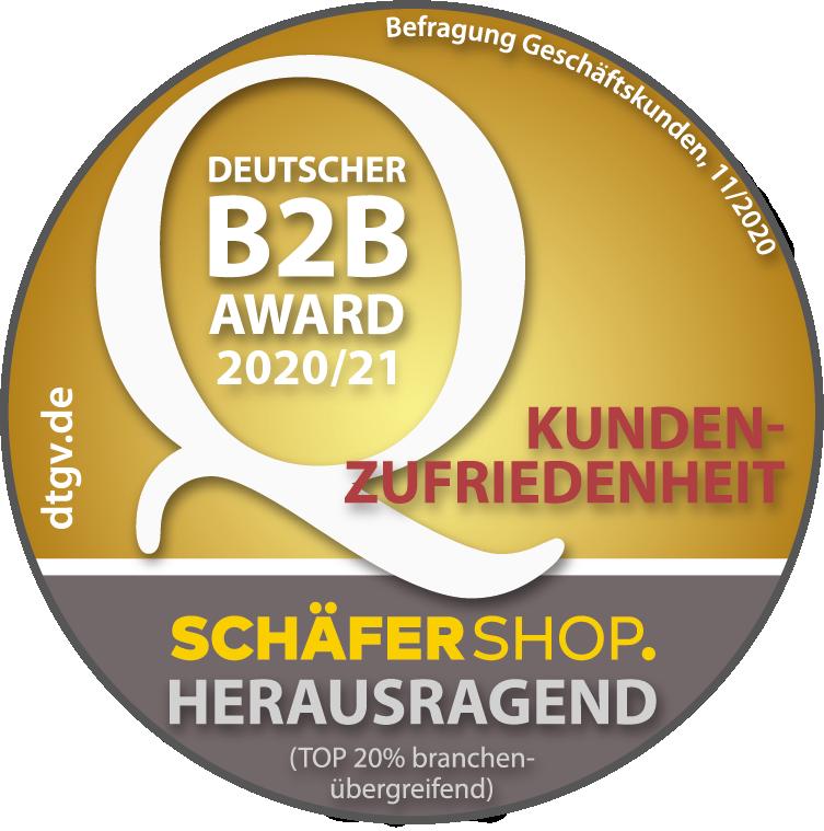 Deutscher B2B Award Kundenzufriedenheit