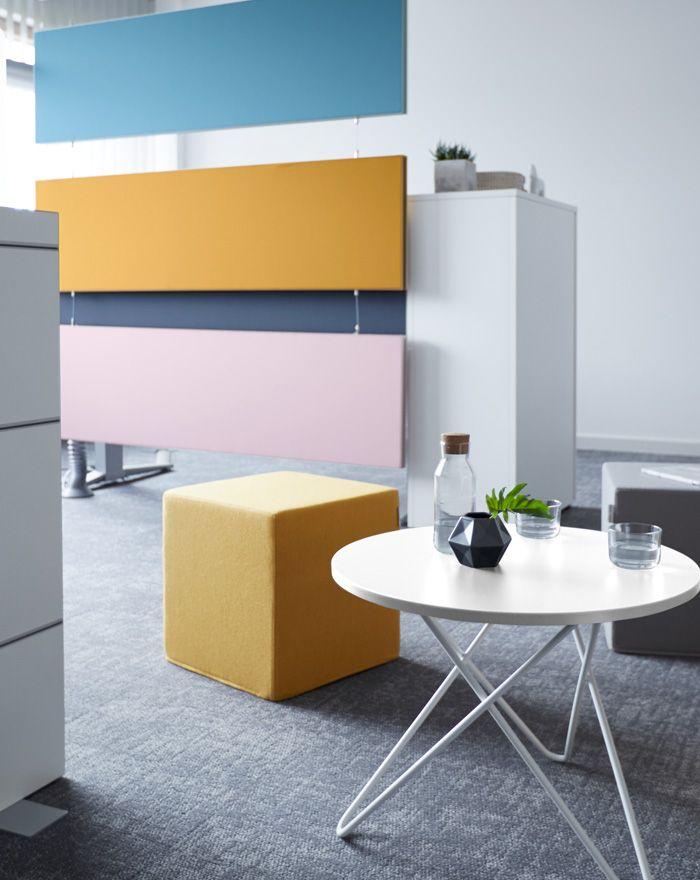 Moderne Kommode im Home Office