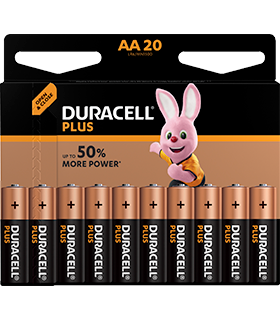 Batterie Mignon Plus