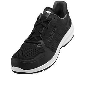 Zapatos de seguridad S1 Uvex 1 sport S1 SRC, EN ISO 20345, ESD, ergonómicos, unisex, talla 35