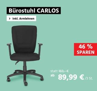 Bürostuhl Carlos