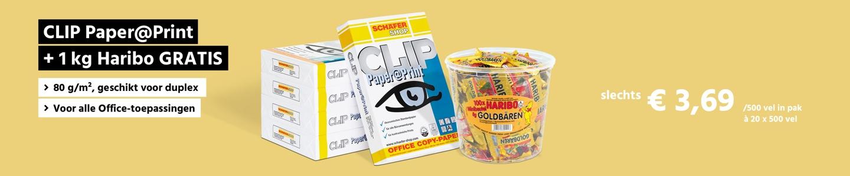 CLIP Paper@Print Kopieerpapier