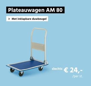 Plateauwagen AM 80