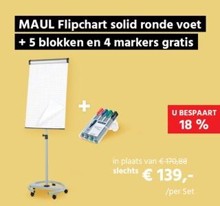 MAUL flipchart