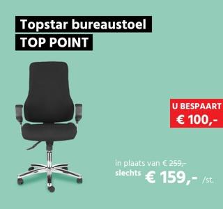 Bureaustoel Top Point Deluxe