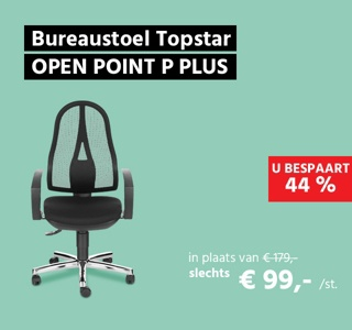 Bureaustoel Topstar OPEN POINT P Plus