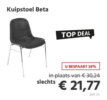 Kuipstoel Beta